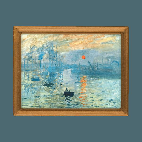 Claude Monet- Napfelkelte