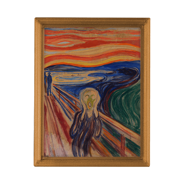 Edvard Munch- A Sikoly
