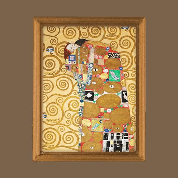 Gustav Klimt- Szeretők